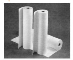 Žárovzdorný papír