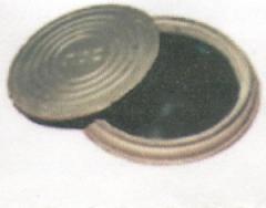 Люк канализационный песчано-полимерный,
