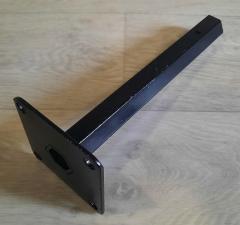 Ступица на мотоблок 24 мм, длина 270 мм.