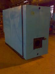 Copper steel water-heating industrial KSVA of 0,63