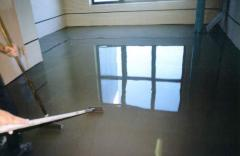Concrete floors decorative
