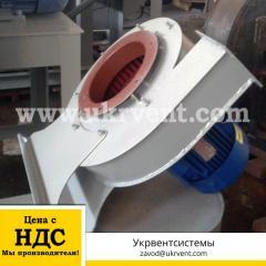Вентилятор радиальный ВЦ 10-28 №2 на общей раме
