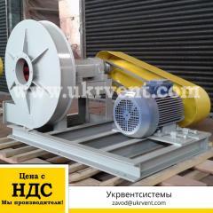Вентилятор высокого давления ВВД №4 исп.5 с дв.