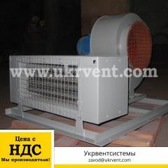 Агрегаты воздушно-отопительные СФОЦ-25-Н