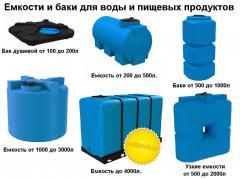 Water treatment. Plastic water treatment.