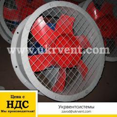 Вентилятор осевой ВО 06-300 №2.5 без опор с 4