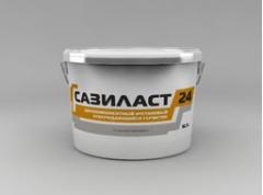 Sealant polyurethane Sazilast 24 for seams