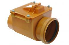 Backpressure valve