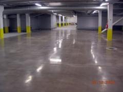 Impregnation for concrete, Pentr's dust