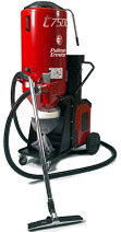 Промышленные пылесосы ERMATOR T7500