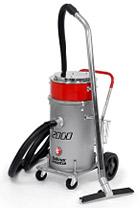Industrial Ermator I 2000 vacuum cleaners