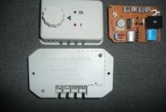Termoregulyatory termoregulyator RTE-02-03