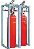 Модуль Газа пожаротушения  МГП 2-80И (от 25 до 100
