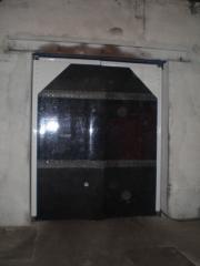 Flip-flep doors