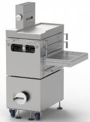 Печь на древесном угле X-Oven XBM.RT