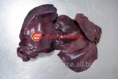 El hígado de cerdo