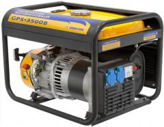 To buy the GPS 3500B petrolgenerator sale delivery
