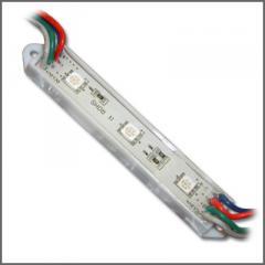 Three-diode RGB SMD 5050, LED modules modules