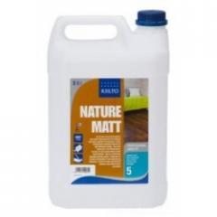 Паркетный лак Kiilto Nature Matt