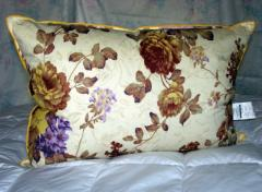 Pillow down 60х80 weight from 500 g to 900 g