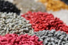 Pipe granule, secondary raw materials, PEND, PEVD,