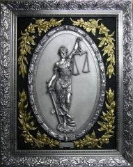 Themis (THEMIS) is the goddess of justice.