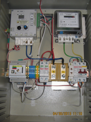 PULSE CONVERTER OF AUTOMATIC CONTROL OF IPAU