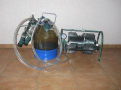 Milking machine PBK-4 Impulse