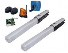 Automatic equipment for oar gate of DoorHan