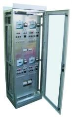 Cases (panels) of relay protection and automatic