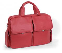 Stylish beskarkasny business women bag of TM Sheff