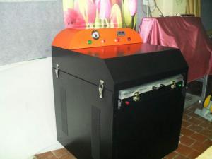 3D press, vacuum