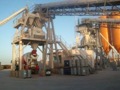 Stationary concrete plants ELBA EBC-B with the