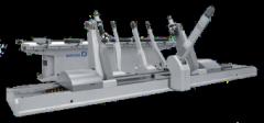 Станок для гибки длинных и тонких трубопроводов BL