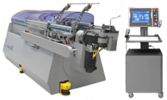 Machines for are flexible the thin pipes BMZ 52