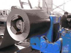 Разматыватель рулона электро-механический