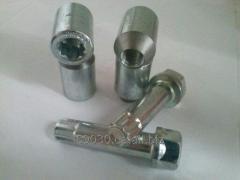 Гайки колесные Bimeecc (М12х1.5 М12х1.25)