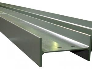 Beams welded wholesale at the favorable price Kiev
