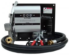 Узел для заправки дизельным топливом со счетчикомWALL TECH 40 -  220В, 40 л/мин.
