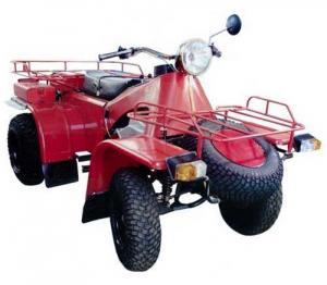 Мотоцикл  4-х колесный `Витязь` (ЗИМ-350)
