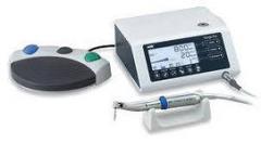 Physiodispenser of Surgic Pro OPT (NSK, Japan)