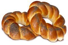 Fancy bread special twisted