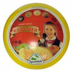 Сыр Радамер, 45% | «Радамер» копчёный имеет