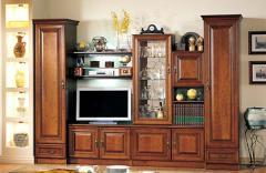 Мебель классическая для гостиной, мебель для