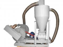 We make Pnevmotransporter, a pneumoloading crane,