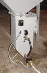 We make pneumotransport sypuchikh-Pnevmokamerny