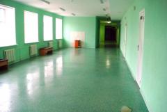 Coverings of floors bulk polymeric seamless
