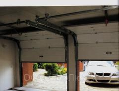 Garage section gate of DoorHan