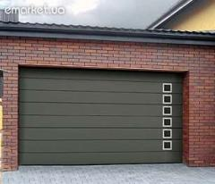Garage gate of Ryterna