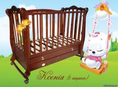 Детская кроватка ТРИЯ